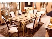 Arredo Classic: Rossini: стул с мягкой спинкой ткань кат. А