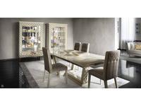 Arredo Classic: Sipario: стол обеденный 200/250 раскладной(слоновая кость)