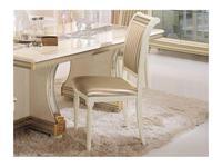 Arredo Classic: Liberty: стул ткань кат. B (слоновая кость)