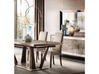 Arredo Classic: Ambra: стул (вяз светлый)