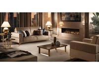 Arredo Classic: Essenza: гостиная 2 (венге, коричневый, золото)