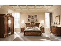 5212813 кровать двуспальная Arredo Classic: Sinfonia