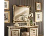 Arredo Classic: Fantasia: зеркало навесное  (золотой)