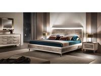 Arredo Classic: Ambra: кровать 180х200 (вяз светлый)