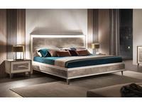 Arredo Classic: Ambra: кровать 160х200 (вяз светлый)