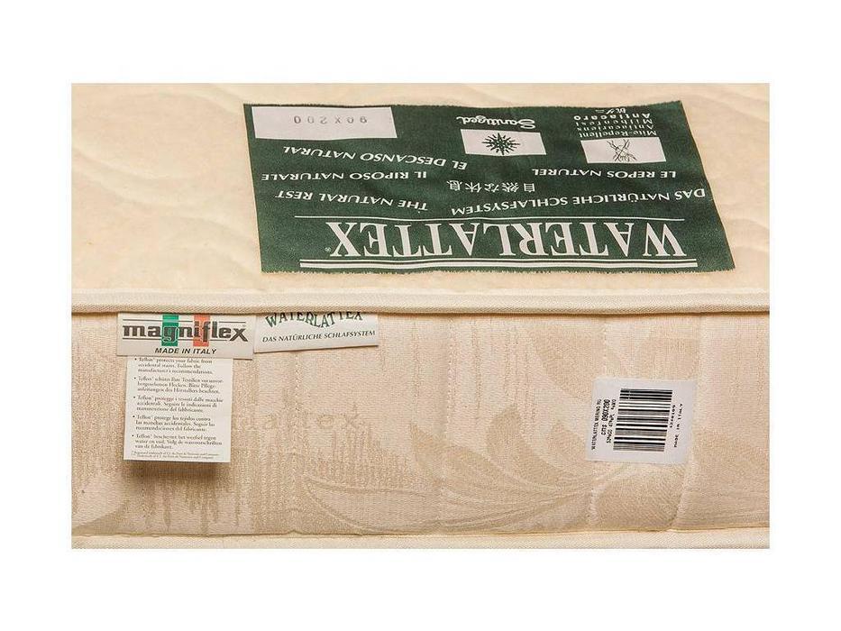 Magniflex: Waterlattex merino: матрас 200 {ш200 в18 г200}