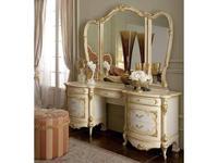 А и М Ghezzani: Роял: стол туалетный (слоновая кость, золото)