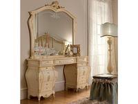 А и М Ghezzani: Редженца: стол туалетный (слоновая кость, золото)
