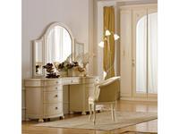 А и М Ghezzani: Принцесса: стол туалетный (слоновая кость, золото)