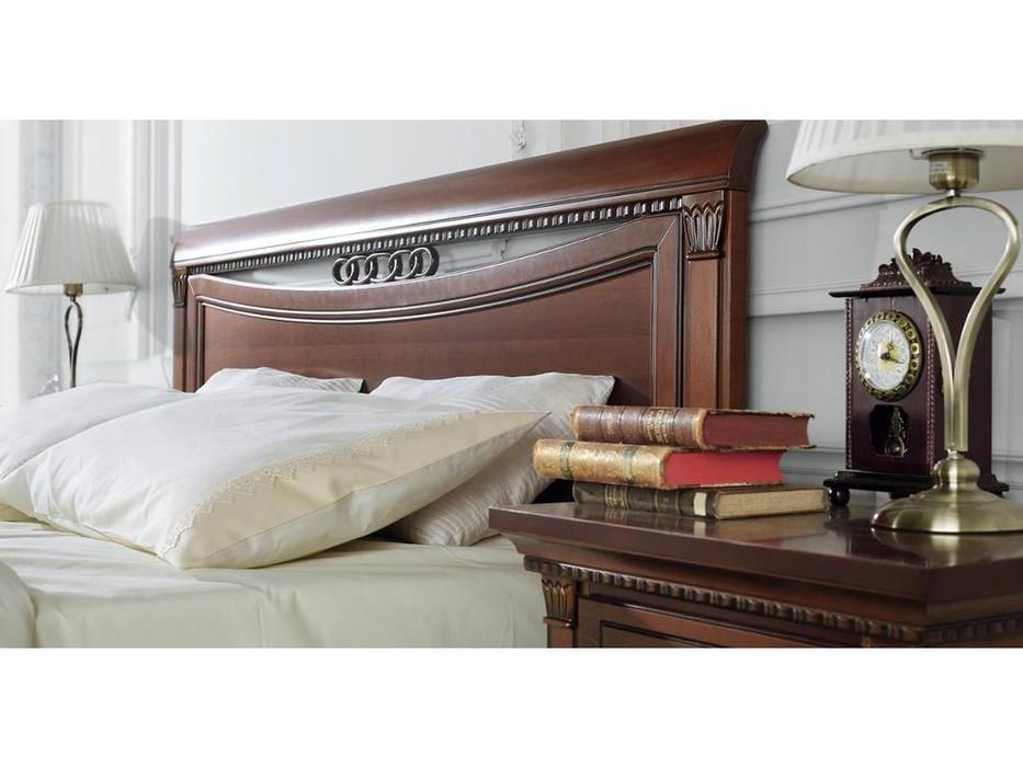 Liberty: Венеция: кровать  180х200 (вишня)