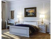 Liberty: Венеция: кровать  180х200 (белый)