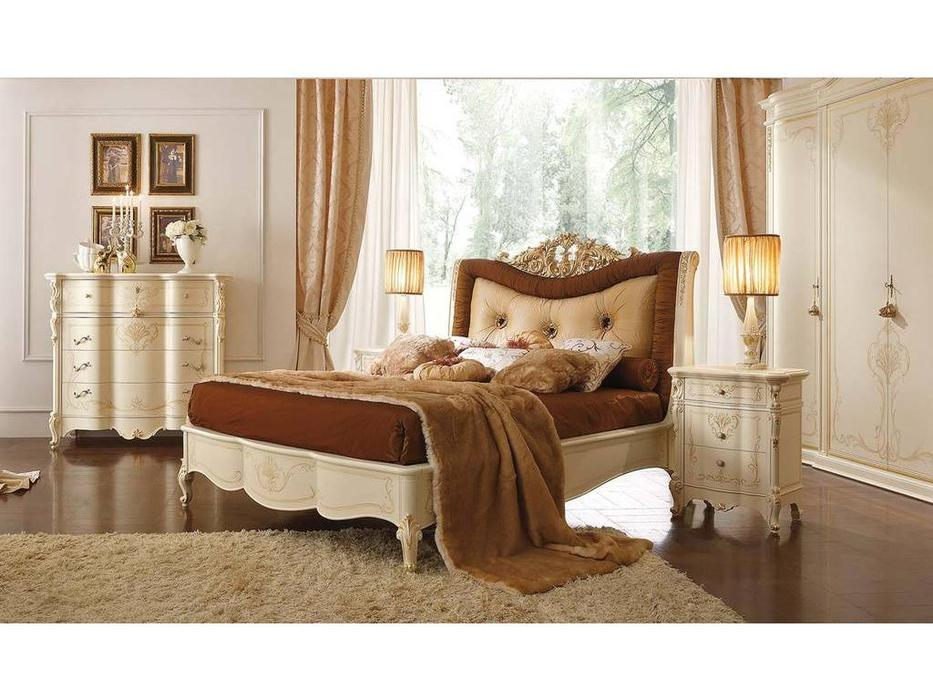 Valderamobili: Lipari: спальная комната (Lacato)