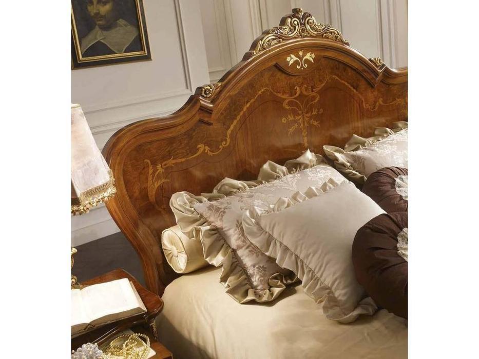 Valderamobili: Principe: кровать 182х205  (noce)