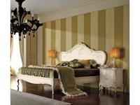 Valderamobili: Principe: кровать 182х205  (Laccato)