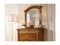 5107366 зеркало настенное Valderamobili: Luigi XVI