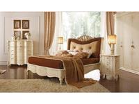 5203891 кровать двуспальная Valderamobili: Lipari