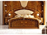 Valderamobili: Jasmine: кровать 182х202 с тумбочками  (клен)