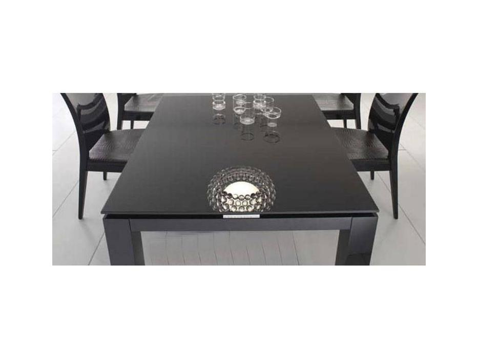 Armobil Армобил: Diamond: стол обеденный раскладной Даймонд  (black)