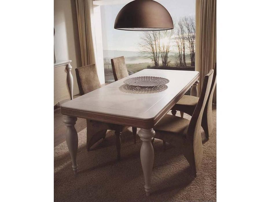 Mobil fresno: Venus: стол обеденный раскладной 160/220  (roble decorado 2)