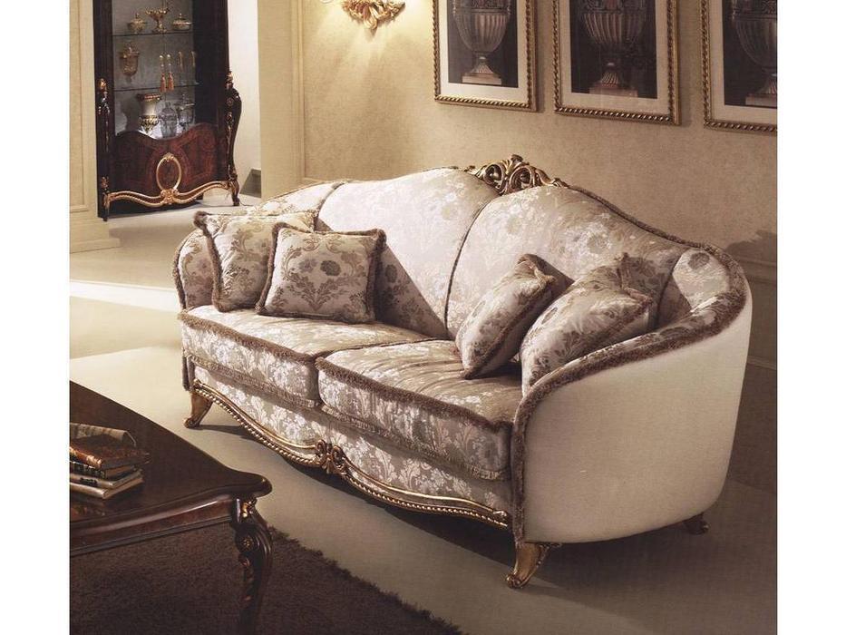Arredo Classic: Donatello: диван 3-х местный ткань cat. С