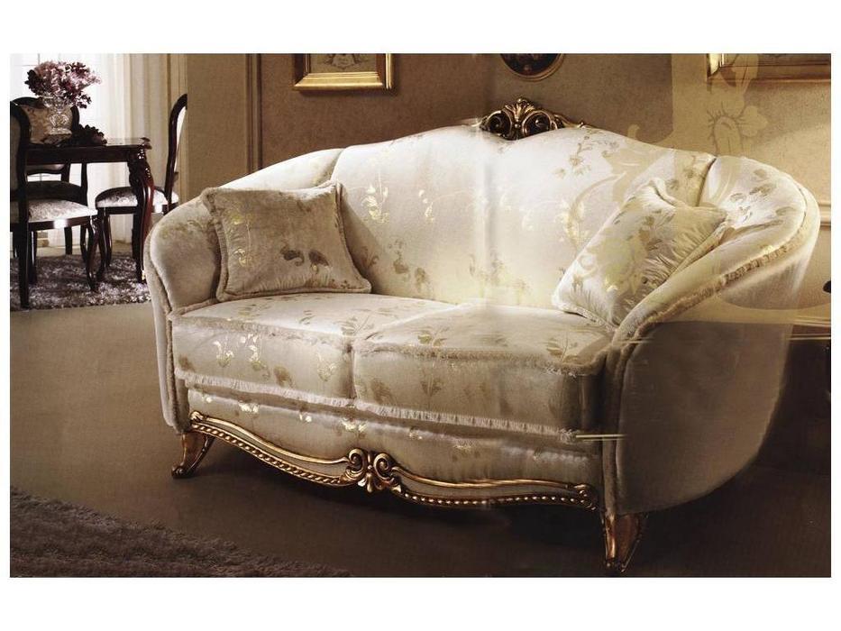 Arredo Classic: Donatello: диван 2-х местный ткань кат. С