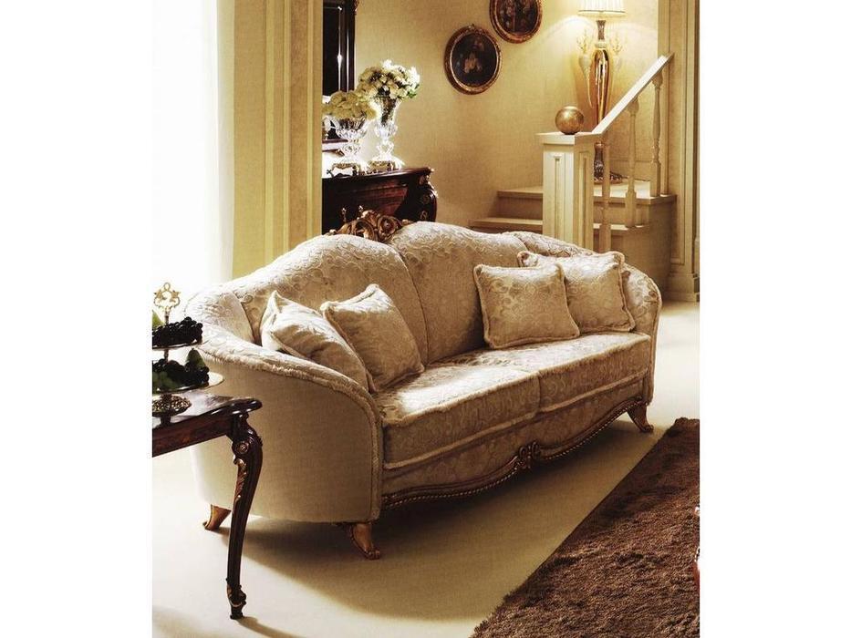 Arredo Classic: Donatello: диван 3-х местный ткань cat. B