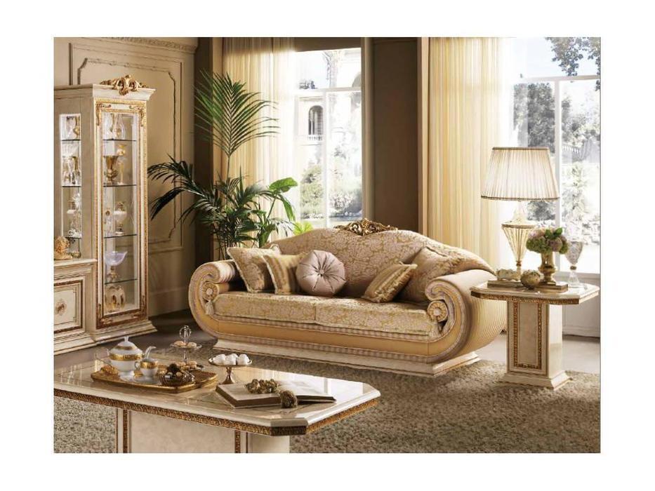 Arredo Classic: Leonardo: диван 3-х местный ткань cat. B