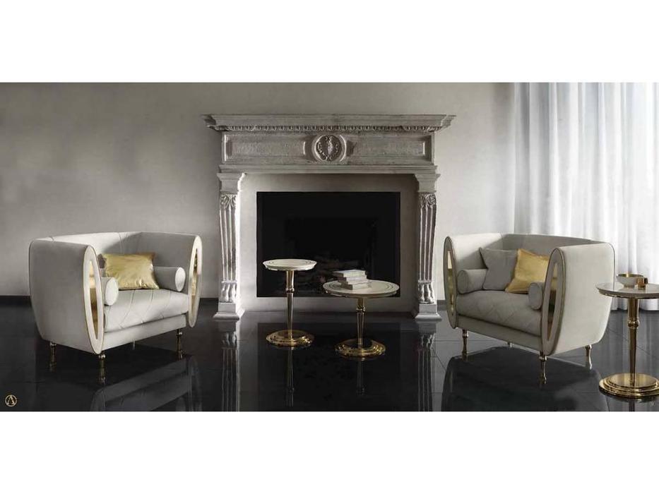 Arredo Classic: Sipario: кресло ткань кат. В (бежевый)
