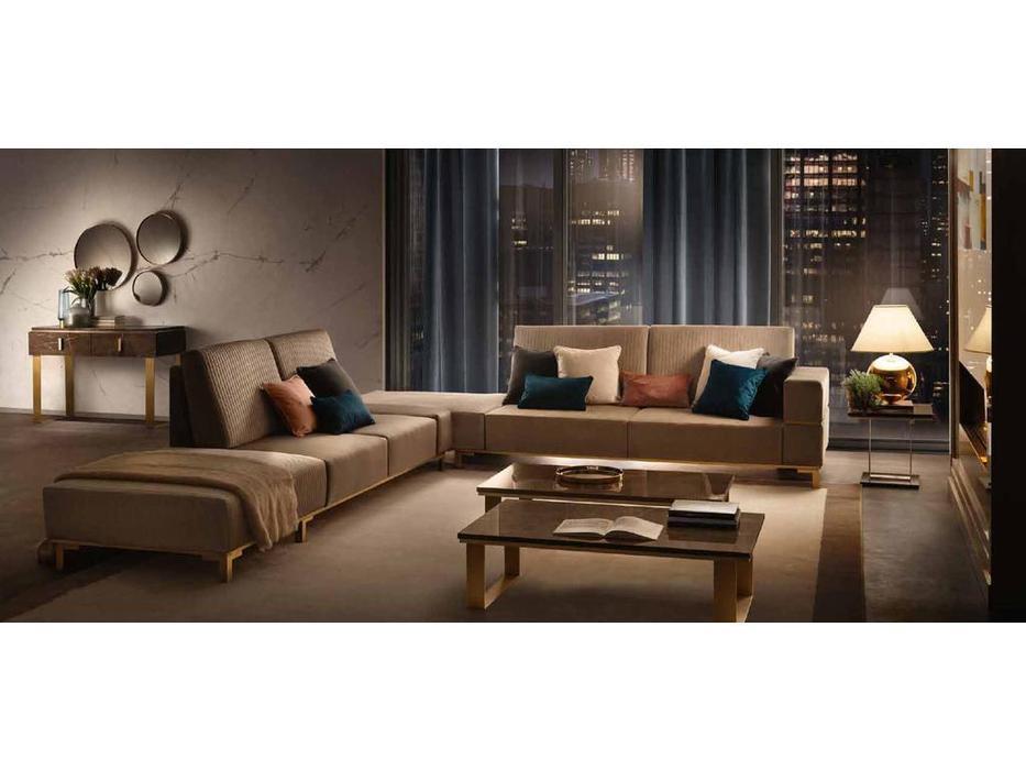 Arredo Classic: Essenza: диван угловой ткань cat.Special (бежевый)