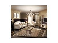 Arredo Classic: Raffaello: диван 3-х местный кожа кат. C/G