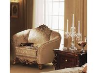 Arredo Classic: Donatello: кресло ткань cat. B