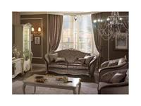 Arredo Classic: Tiziano: диван 3-х местный ткань cat. B