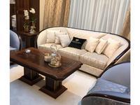 Arredo Classic: Modigliani: диван 3 местный раскладной кат В с простежкой (ткань)