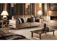 Arredo Classic: Essenza: диван 3 местный ткань cat.Special (бежевый)