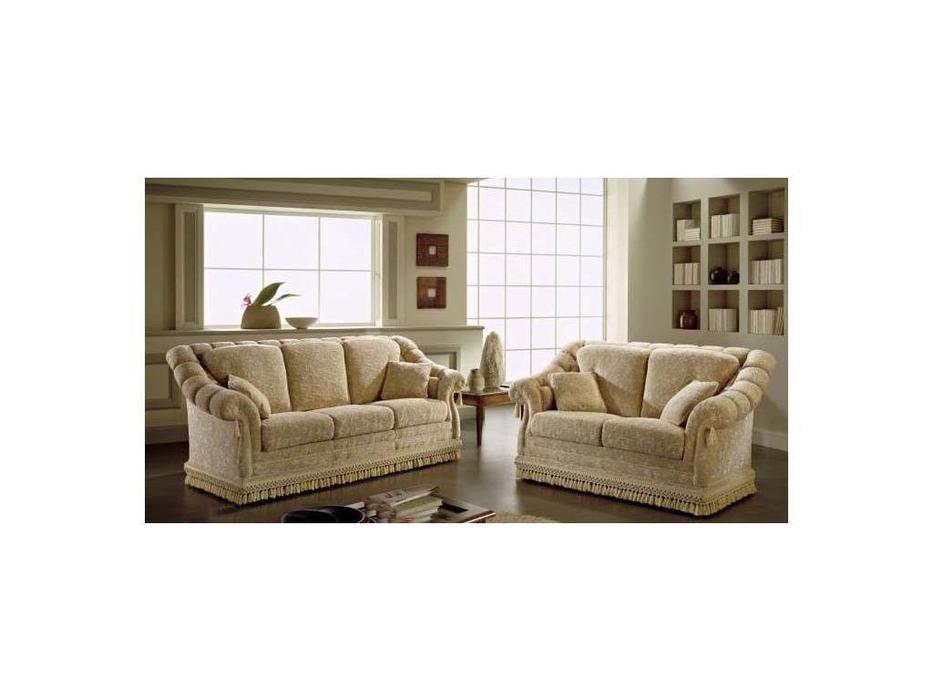 Poltromot: Karim: диван 3-х местный ткань