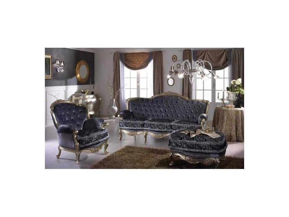 Poltromot: Imperiale: диван 3-х местный ткань