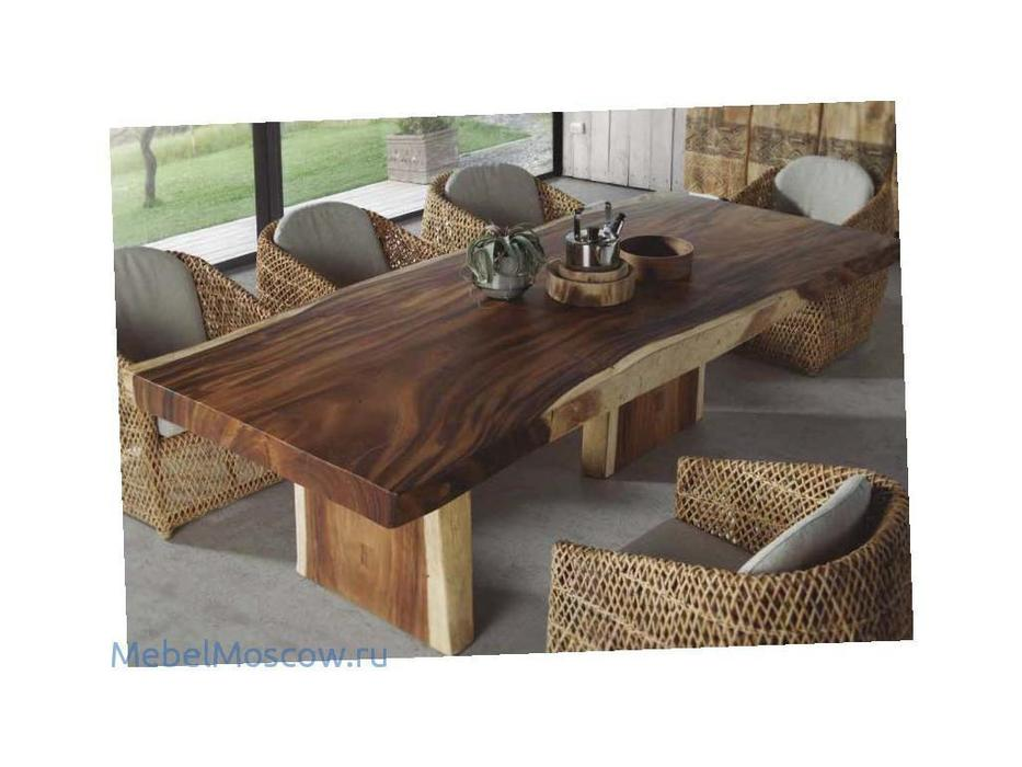 Joenfa: New suwar: стол обеденный  (natural wood)