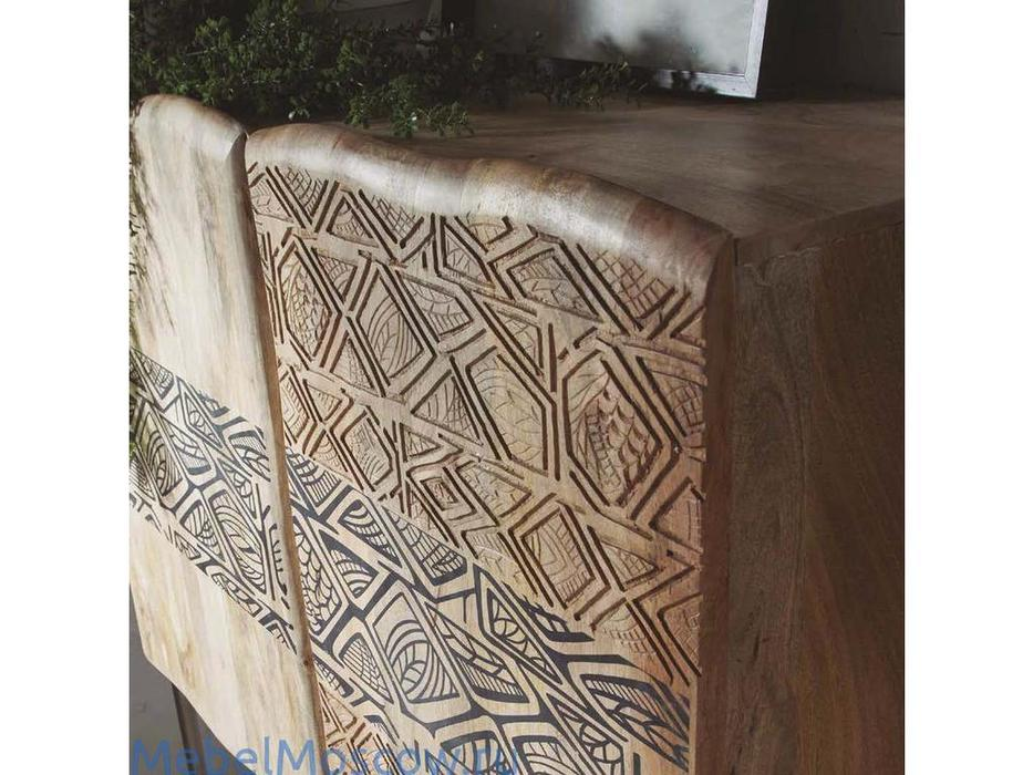 Joenfa: Tattoo: тумба под телевизор  (natural wood)