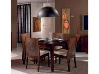 Joenfa: Lexus: стол обеденный  (орех античный)