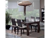 Joenfa: Africa: стол обеденный  (crush bamboo)