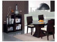 Joefna: Africa: стол обеденный овальный  (crush bamboo)