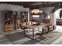 Joenfa: Urban: стол обеденный  (natural wood)