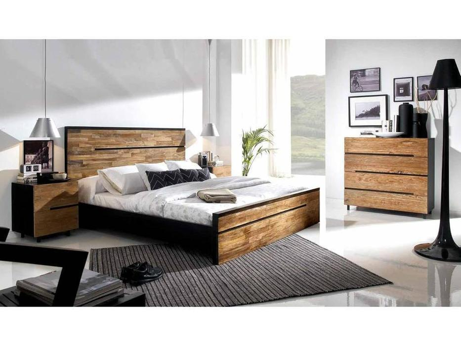 Joenfa: Avana: спальная комната  (teak, mahogany black)