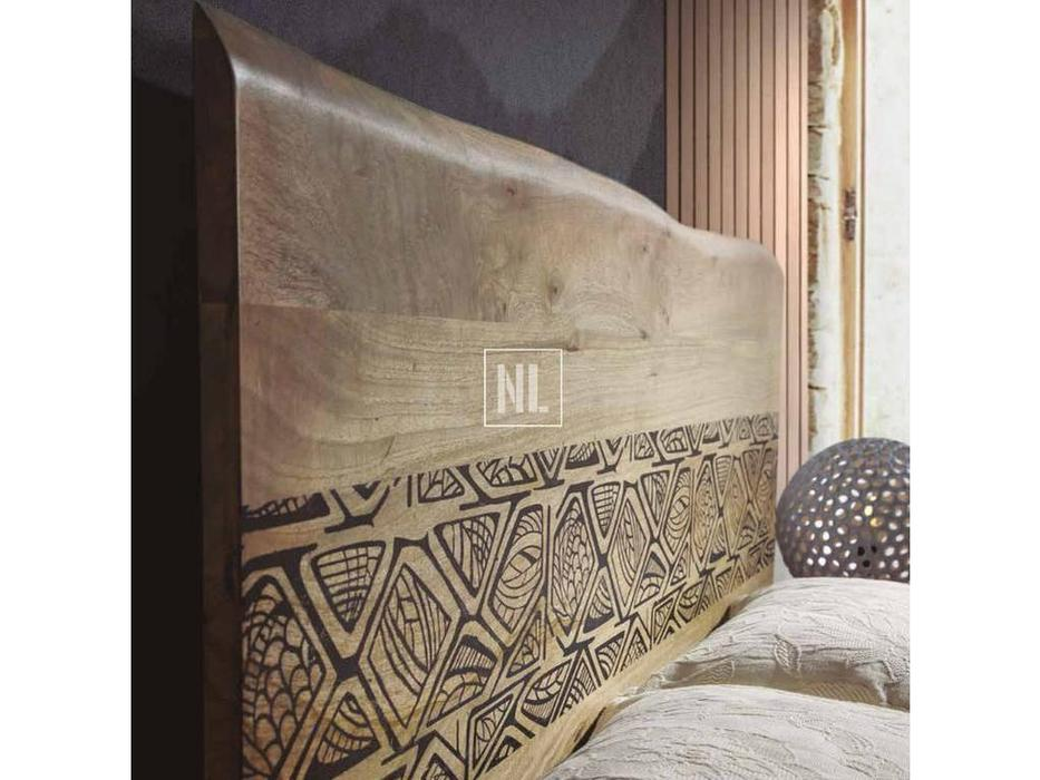 Joenfa: Tattoo: изголовье кровати 180   (acacia natural)