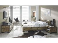 Joenfa: Nako: кровать 180х200  (crush bamboo)