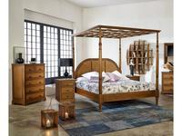 Joenfa: Alamanda: спальная комната (mahogany, light brown)