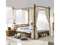 Joenfa: Jimbaran: кровать 160х200  (bamboo)