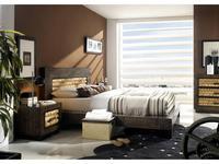 Joenfa: Rumba: кровать 160х200  (bamboo rumba)