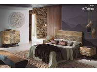 Joenfa: Tattoo: спальная комната  (acacia natural) natural