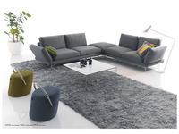 Frajumar: Belta: диван угловой Asso  (ткань S-3)